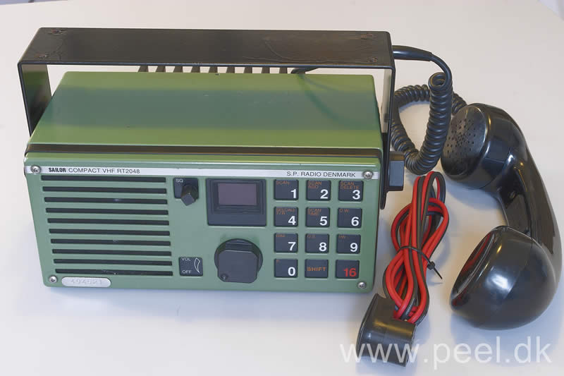 Sailor Rt2048 Vhf Radio